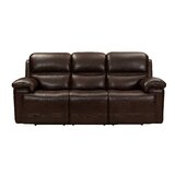 Tull Reclining 89.8'' Pillow Top Arm Sofa by Red Barrel Studio®