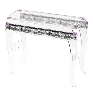 Latimer Console Table by Everly Quinn