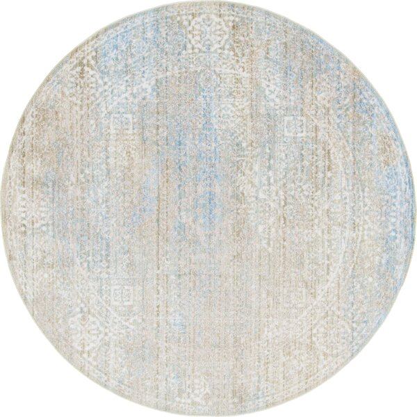 Gomez Ivory Area Rug by Bungalow Rose