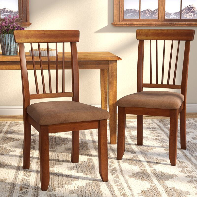 High Backed Kitchen Chairs: Loon Peak Kaiser Point Side Chair & Reviews