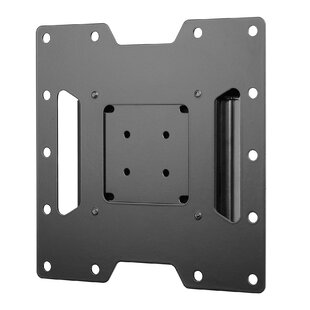 Read Reviews Smart Mount Fixed Universal Wall Mount for 22- 40 Flat Panel Screens By Peerless-AV