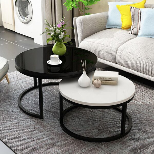 Ila 2 Piece Coffee Table Set