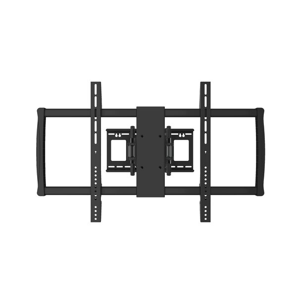 Full Motion TV Wall Mount for 60-100 Flat Panel Screens by GForce