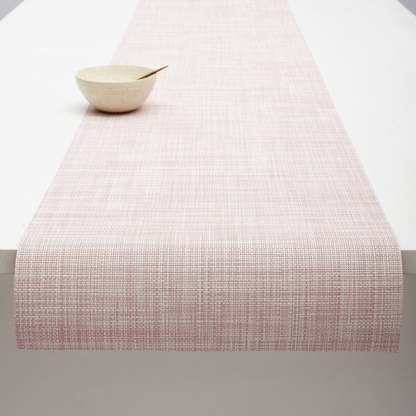 Mini Basket weave Table Runner by Chilewich