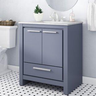 Affordable Price Easterling 30 Single Bathroom Vanity Set ByEbern Designs
