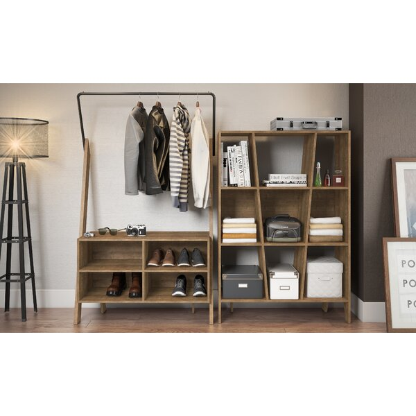 Roopville Bonobo and Baboon Cube Unit Bookcase by Ivy Bronx