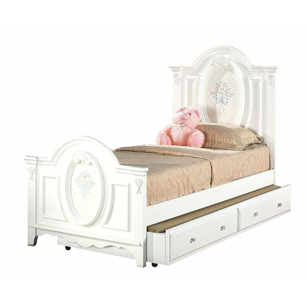Hornsea Full Platform Bed by Harriet Bee