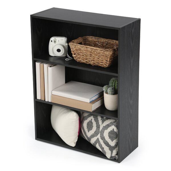 Jeff 31.5 Standard Bookcase by Winston Porter