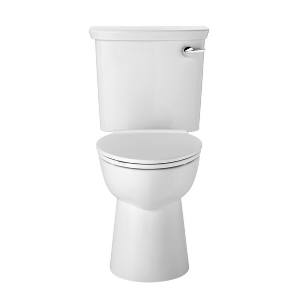 VorMax 1.0 GPF Elongated Two-Piece Toilet by American Standard