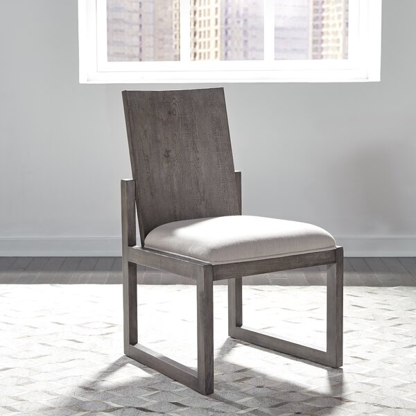 Cosmos Upholstered Dining Chair (Set of 2) by Gracie Oaks