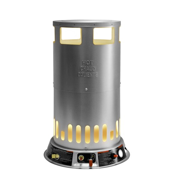 200,000 BTU Portable Propane Convection Utility Heater By Dyna-Glo
