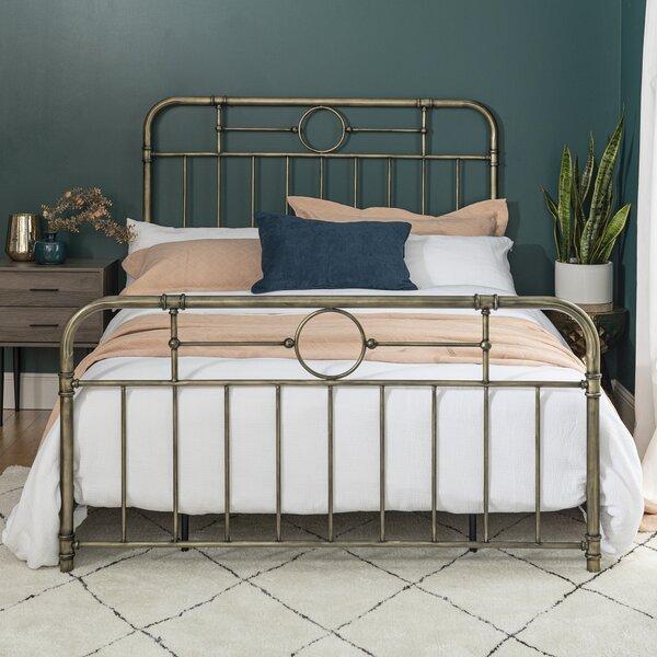 Wilhelmina Standard Bed by Laurel Foundry Modern Farmhouse