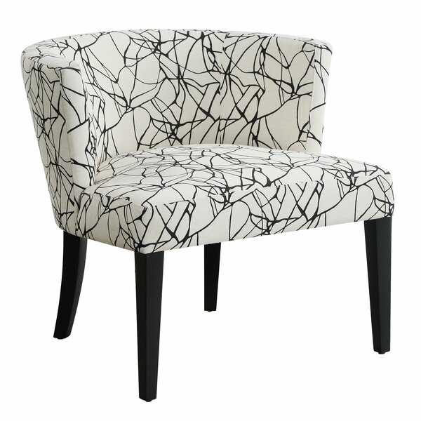Experience Ebony Lounge Chair by Langley Street