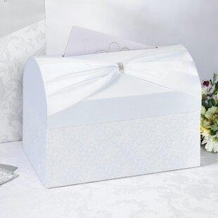 Wedding Card Boxes You\'ll Love | Wayfair