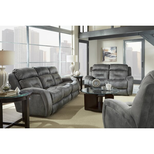 Showcase 2 Piece Reclining Living Room Set by Southern Motion
