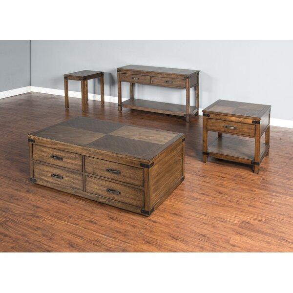 Jolicoeur 4 Piece Coffee Table Set By Loon Peak