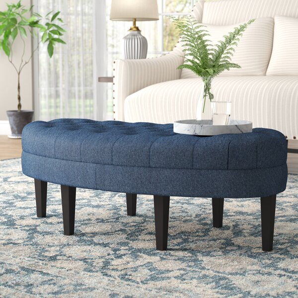 Skillern Surfboard Cocktail Ottoman By Darby Home Co