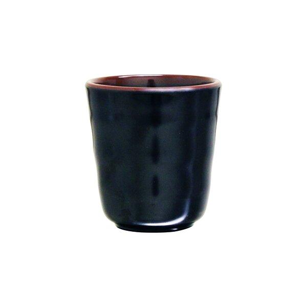Herman Melamine 8 Oz. Coffee Mug (Set of 12) by Bloomsbury Market