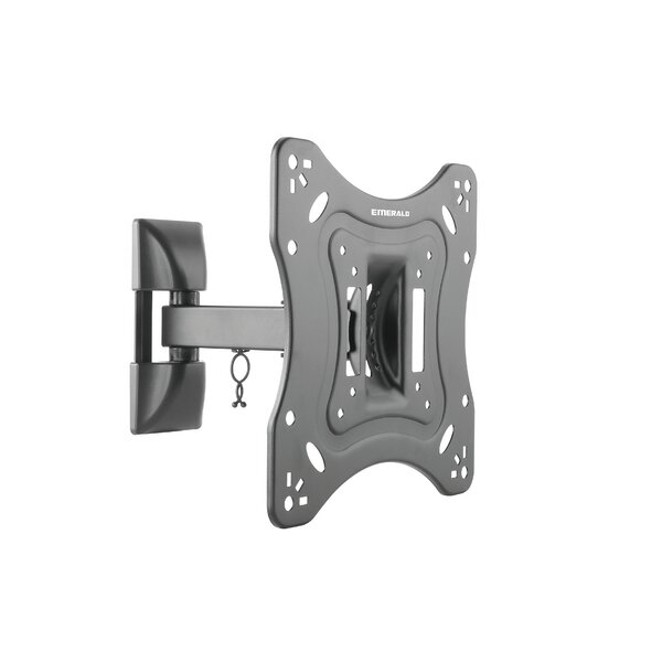 Full Motion TV Wall Mount for 41 - 46 Screens by Emerald