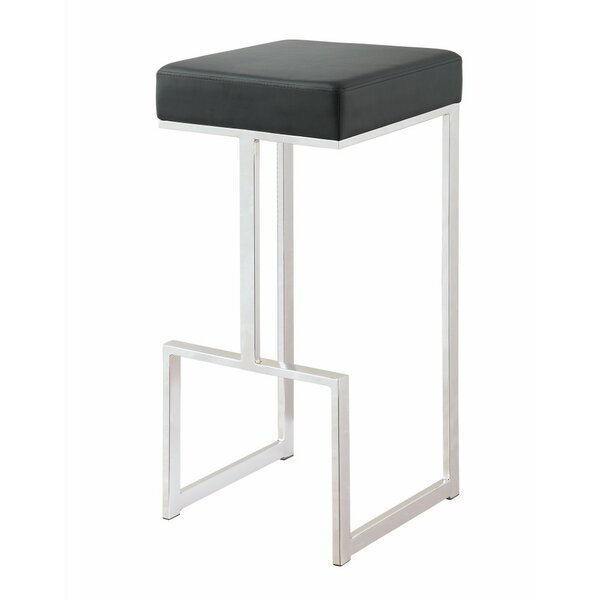 Kepley Metal 31 Counter Height Bar Stool by Mercer41