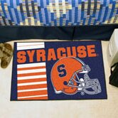 NCAA Syracuse University Starter Doormat by FANMATS