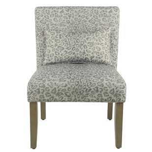 Affordable Price Veney Slipper Chair By Wrought Studio