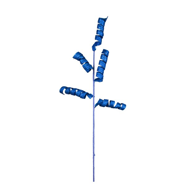 7 Piece Glitter Pick Branch Set (Set of 7) by The Holiday Aisle