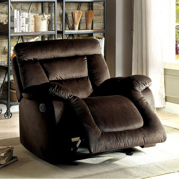 Mayme Manual Rocker Recliner