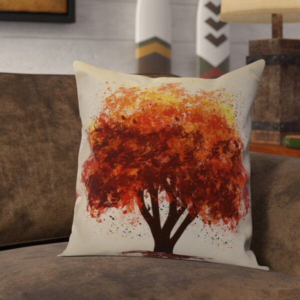 Brookfield Bount Outdoor Throw Pillow by Loon Peak