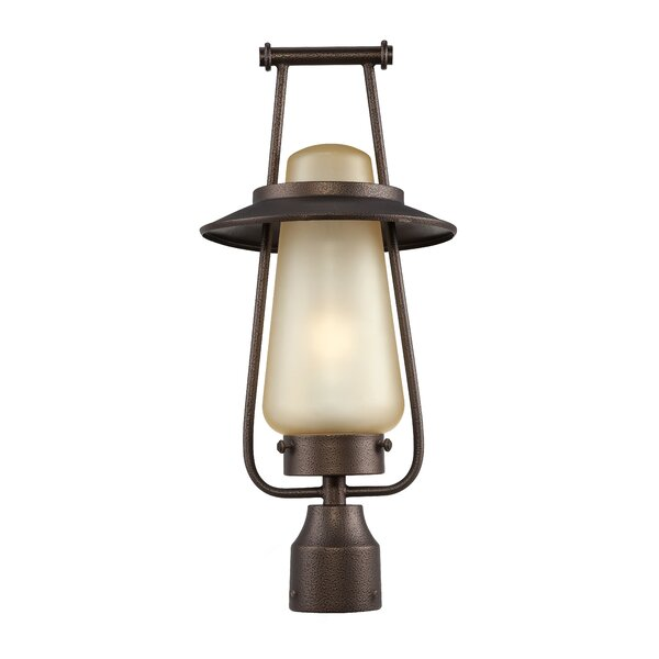 Outdoor 1-Light Lantern Head by Designers Fountain