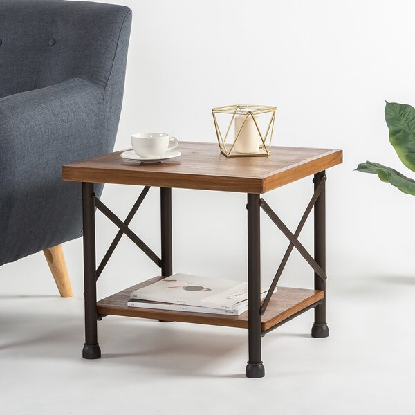 Callicoat End Table by Williston Forge