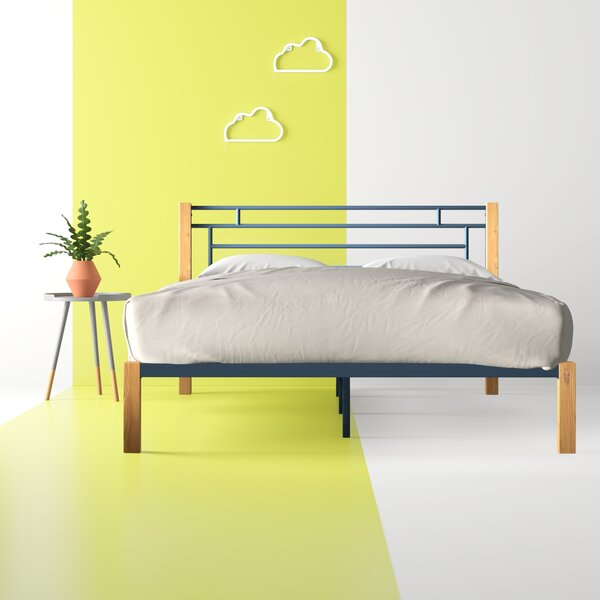 Alexander Platform Bed by Hashtag Home