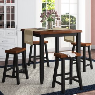 Great choice Simmons Casegoods Ruggerio 5 Piece Counter Height Pub Table Set By Darby Home Co