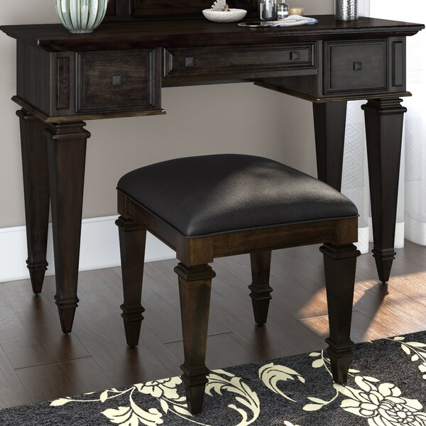 Larksville Vanity Stool by Darby Home Co