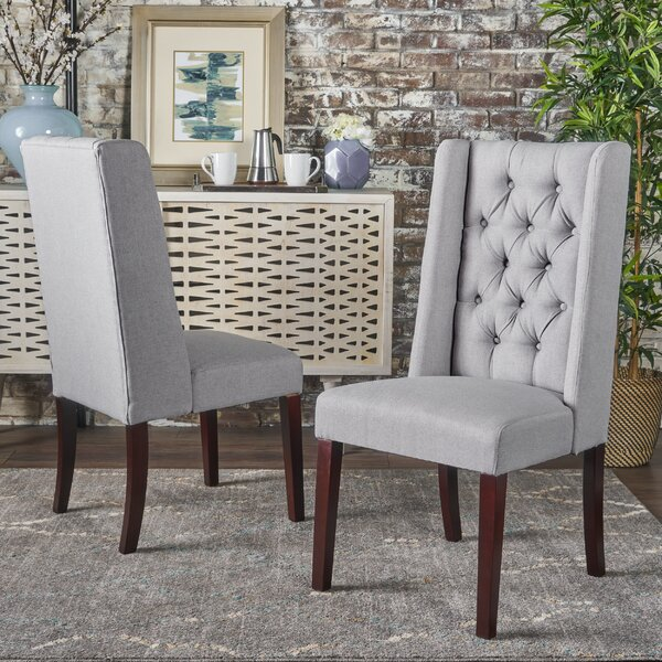 Grosse Upholstered Dining Chair (Set of 2) by Darby Home Co Darby Home Co