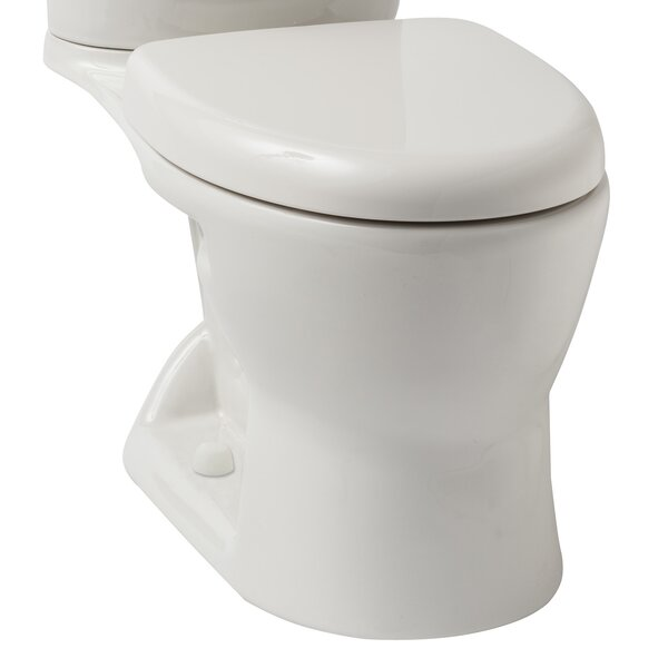 Elementary 1.28 GPF Round Toilet Bowl by Mansfield Plumbing Products
