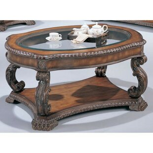 Jobe Serpentine Coffee Table Astoria Grand