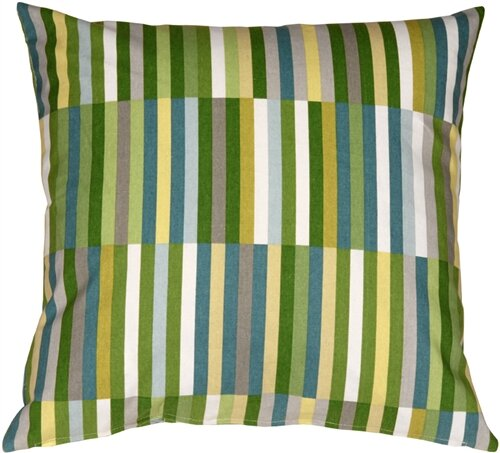 Jamaal Side Step Cotton Throw Pillow by Corrigan Studio