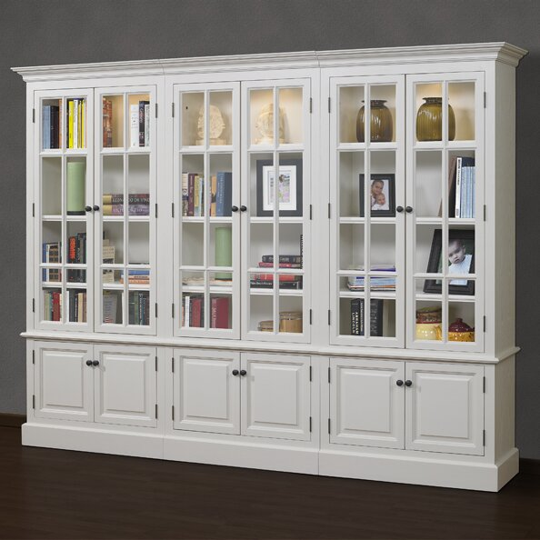 Edwards Oversized Set Bookcase by Canora Grey