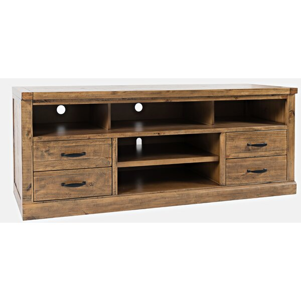 Thame Solid Wood TV Stand for TVs up to 78