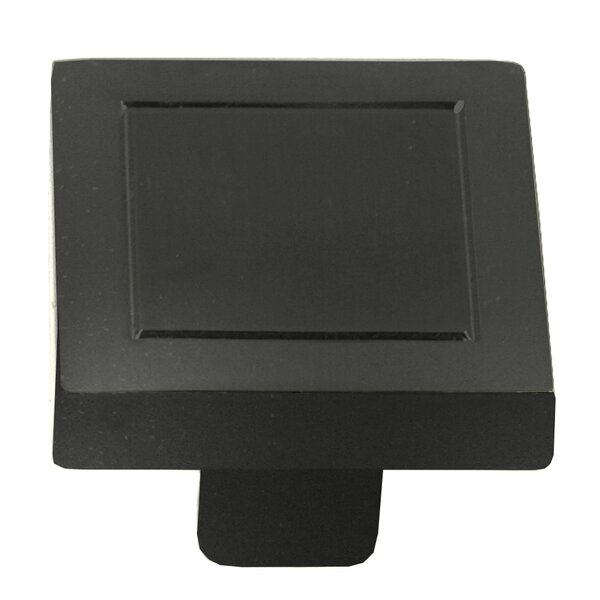 Cosmo Square Knob by Laurey