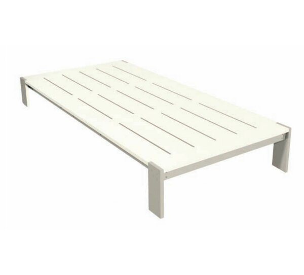 Luma Low Coffee Table by Modern Outdoor