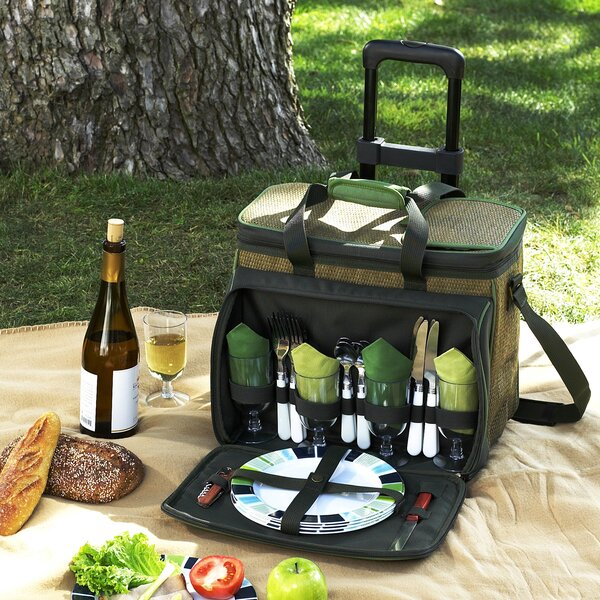 Eco Rolling Cooler by Picnic at Ascot