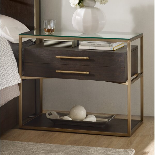 Curata Nightstand by Hooker Furniture