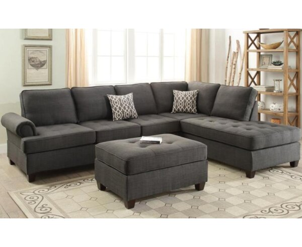 Zoe Sectional by A&J Homes Studio