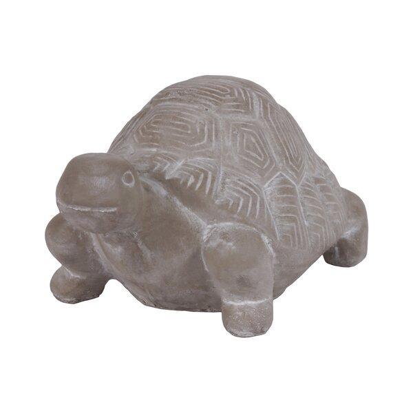 Wynona Turtle Figurine by Charlton Home