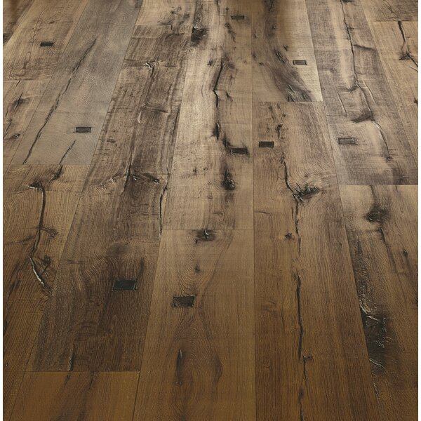 Woodloc Sweden 7-1/2 Engineered Oak Hardwood Flooring in Sparuto by Kahrs