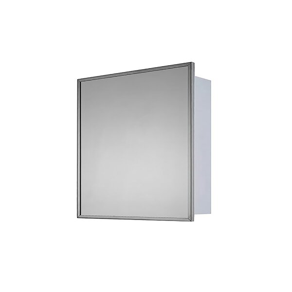 Yeaw 24 x 24 Surface Mount Medicine Cabinet