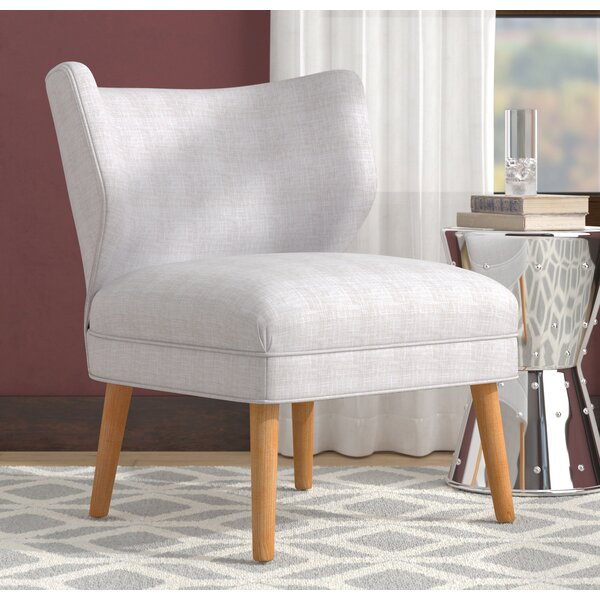 Raleigh Slipper Chair by Langley Street