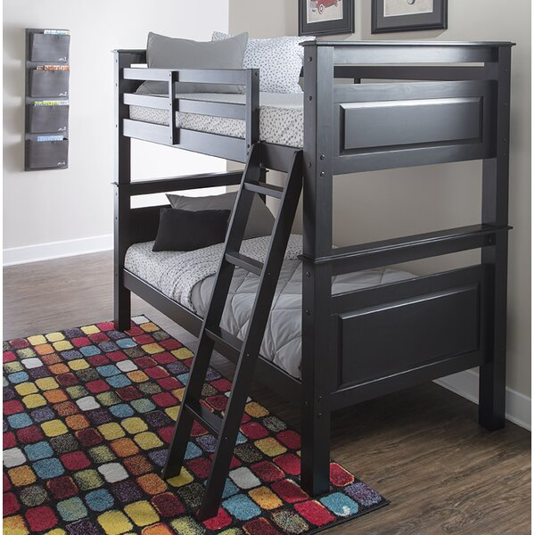 Jalyn Twin Over Twin Bunk Bed By Harriet Bee by Harriet Bee 2020 Online